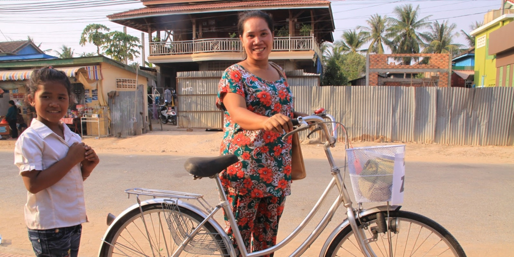 September is buy-a-bike month – REECH Cambodia